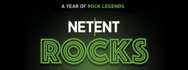 NetEnt Rocks Trilogie